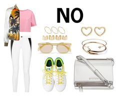"""NO"" by anaelle2 ❤ liked on Polyvore featuring rag & bone, Marni, Yves Saint Laurent, Prada, Givenchy, Jeweliq, ASOS, Maison Margiela and Marc by Marc Jacobs"