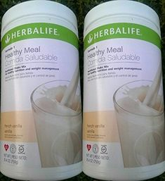 Herbalife Formula 1 Lot of 2 Canisters French Vanilla Nutritional Shake Mix OR Choose Your Flavor >>> Check out this great product. (This is an affiliate link) Weight Loss Snacks, Weight Loss Drinks, Healthy Tips, Healthy Meals, Buy Herbalife, Nutritional Shake Mix, Best Prenatal Vitamins, Diabetic Drinks, Herbal Weight Loss