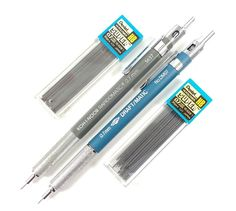 Koh-I-Noor Rapidomatic 5637 & Alvin Draftmatic DM07 0.7mm Mechanical Pencils