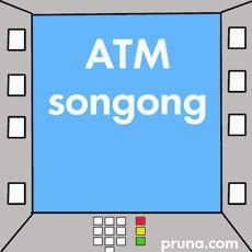 ATM siapa nih gan, ane nemu barusan | Kaskus - The Largest Indonesian Community
