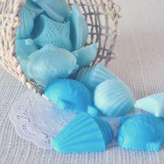 mini sabonetes mar