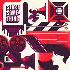 Film full illustration