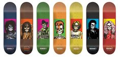 Legendary Skate Artist Sean Cliver on His New Girl Skateboards Series | The Hundreds