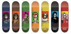 Legendary Skate Artist Sean Cliver on His New Girl Skateboards Series   The Hundreds