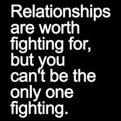 Tag someone you'd fight for! ❤️