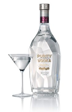 Purity Vodka (from organic wheat) vs Belvedere Vodka - REVIEW
