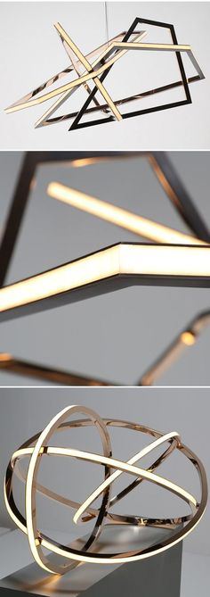 These lighting design are for everyone's tastes. Since shapes and colors, here you can find several lighting products to inspire you on your design projects. See more at www.covethouse.eu