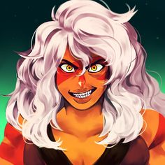 Jasper - Steven Universe by AonoTratai on DeviantArt