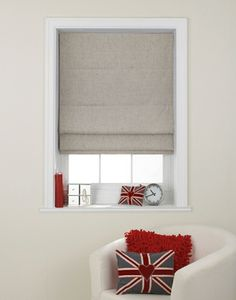 Kitchen, Livingroom, Bathroom, Bedroom faltrollo selber nähen fenster deko sichtschutz wohnzimmer raffrollos
