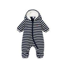 4960fc030ed51 Noël 2018   notre sélection de cadeaux pour bébés - Petit Bateau  Combinaison Pilote