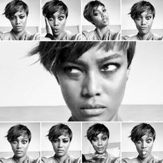 The incomparable, multi-faceted Ms. Tyra Banks on #Periscope #ultimateposing #smize