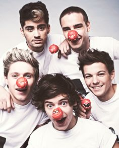 One Direction for Comic Relief 2013