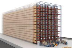 Puratos mantiene su ritmo de crecimiento con un nuevo almacén de gran capacidad - Mecalux.es