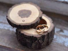 wedding ring box    handmade ring box  ring bearer pillow