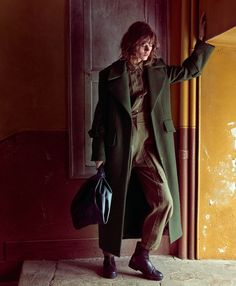 Mango Fall Winter 2017.18 campaign Amber Valletta, Freja Beha and Anna Ewers by Mario Sorrenti