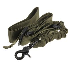 Wholesaling Durable Multi-function Adjustable Tactical Singlepoint Bungee Rifle Gun Airsoft Sling Hot Sale