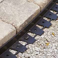 curved paver edging - Google Search