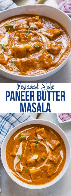 Best recipe for creamy, luscious restaurant style paneer butter masala! Perfect with naan, tandoori rotis or just jeera rice.