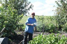 Un agricultor uruguayo decidió que la confianza importa más que el dinero