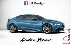 Secondo alcune indiscrezioni, un nuovo modello dell'Alfa Romeo Giulia, che debutterà nella prossima primavera, potrebbe essere prodotto