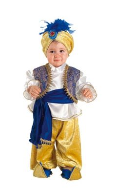 Simbad  sc 1 st  Pinterest & Boys aladdin genie sultan boy fancy dress up costume book week ...