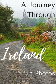 One of the most beautiful countries, in my opinion, is Ireland. It's simply stunning and sometimes in a more subtle way than some of its European friends. Click through to take a journey through the Emerald Isle with me as I share some of my favorite images of my favorite places! #ireland #travel #irelandtravel #europetravel #photography #travelphotography #wanderyourway