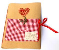 Caderno Correio do Amor face