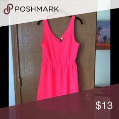Selling this Neon dress on Poshmark! My username is: thisiscaitland. #shopmycloset #poshmark #fashion #shopping #style #forsale #Dresses & Skirts