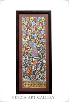 Madhubani paintings or Mithila Art is a style of Indian art painting, practiced in the Mithila region of Bihar state, India. Our Madhuba. Worli Painting, Hippie Painting, Ganesha Painting, Indian Artwork, Indian Folk Art, Indian Art Paintings, Madhubani Art, Madhubani Painting, Indian Traditional Paintings