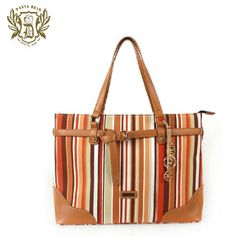 Luxury European Polyester Casual Shoulder Bags Orange For Women