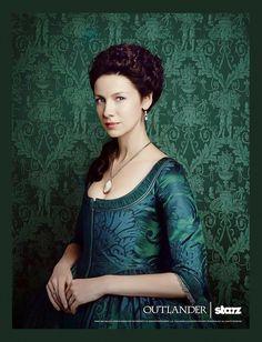 Outlander Season 2 Claire Fraser / Caitriona Balfe