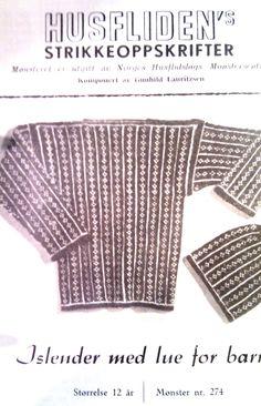 Islender 274 Norwegian Knitting, Vintage Knitting, Knitting Patterns, Men Sweater, Knitting Sweaters, Saga, Scandinavian, Inspiration, Retro
