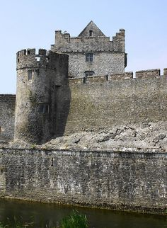 Cahir Castle, Co. Tipperary, Ireland