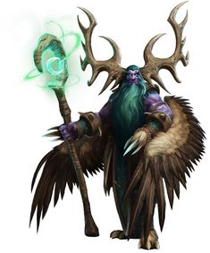 Heroes of the Storm - Malfurion