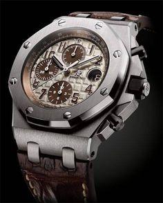 Audemars Piguet Royal Oak Offshore  at: HK$143,000. please visit: www.CelebrityStyle.com.hk