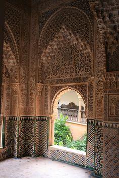 Granada Alhambra. Spain