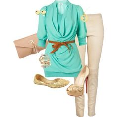 Princess Jasmine inspired outfit