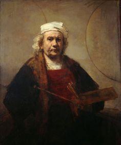 Geschmackssachen.: Rembrandts Spätwerk in Amsterdam.