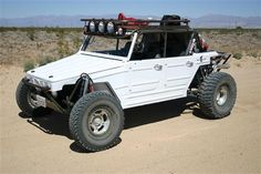 VW Thing modified to Baja. I have wanted one since 1980.