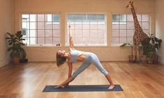 3. Triangle Stance