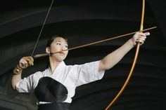 Zen and Martial Arts - What's the Connection?: Kyudo, traditional Japanese archery, is a mental as well as a physical discipline. It both is and isn't associated with Zen.