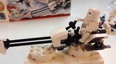 LEGO Star Wars 8084 Snowtrooper Battle Pack Episode 5 Hoth battle