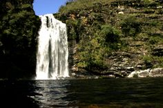 Cachoeira Braunas - Credito Buiu  Acervo Circuito Serra do Cipó