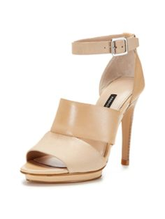 Walda Leather Sandal from Early Access: Must-Have Heels Up to 80% Off on Gilt