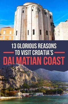 13 Glorious Reasons To Visit Croatia's Dalmatian Coast