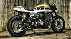 Yamaha XJR 1300 Yard Built -CS-06 DISSIDENT- 2015 - Fiche moto - MOTOPLANETE
