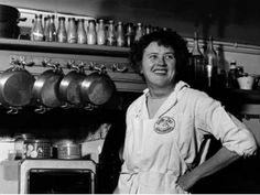 """""""The only time to eat diet food is while you're waiting for the steak to cook.""""  Julia Child"""