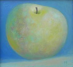 oil on canvas , 22/ 20 cm