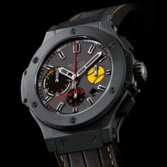 The Watch Quote: The Watch Quote: List Price and tariff for Hublot - Big Bang - 44mm Black Ceramic - Nastie Bang - 301.CI.8017.GR.NST11 watch