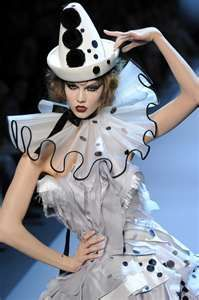Pierrot... ready for the Carnival.